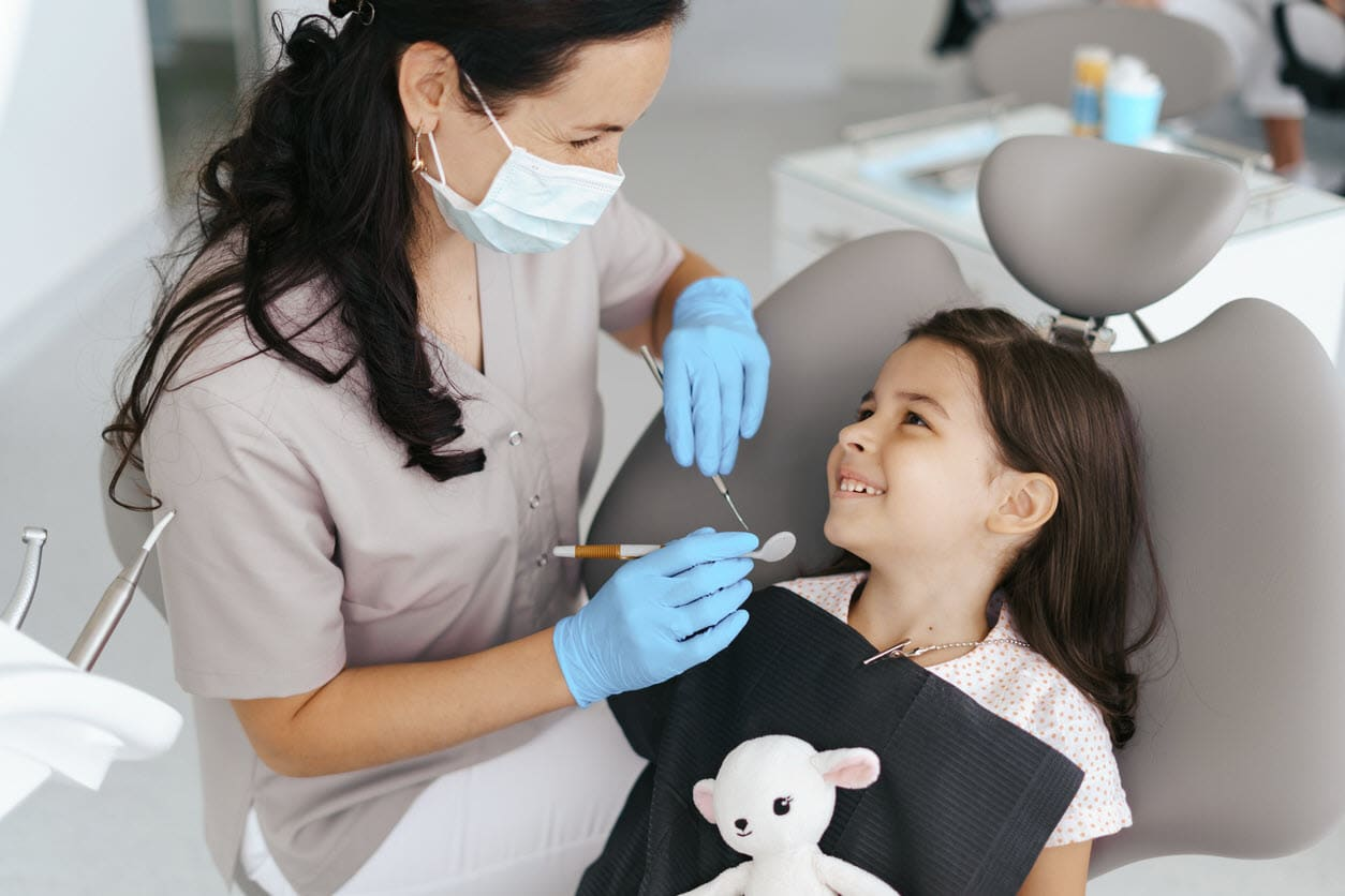 Child friendly dentist in brisbane